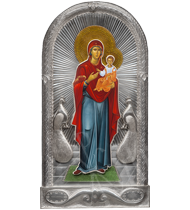 """MOTHER MARY """"THE PAGONITISSA"""""""